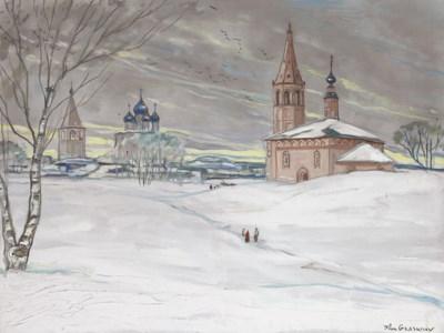 Il'ia Glazunov (b. 1930)