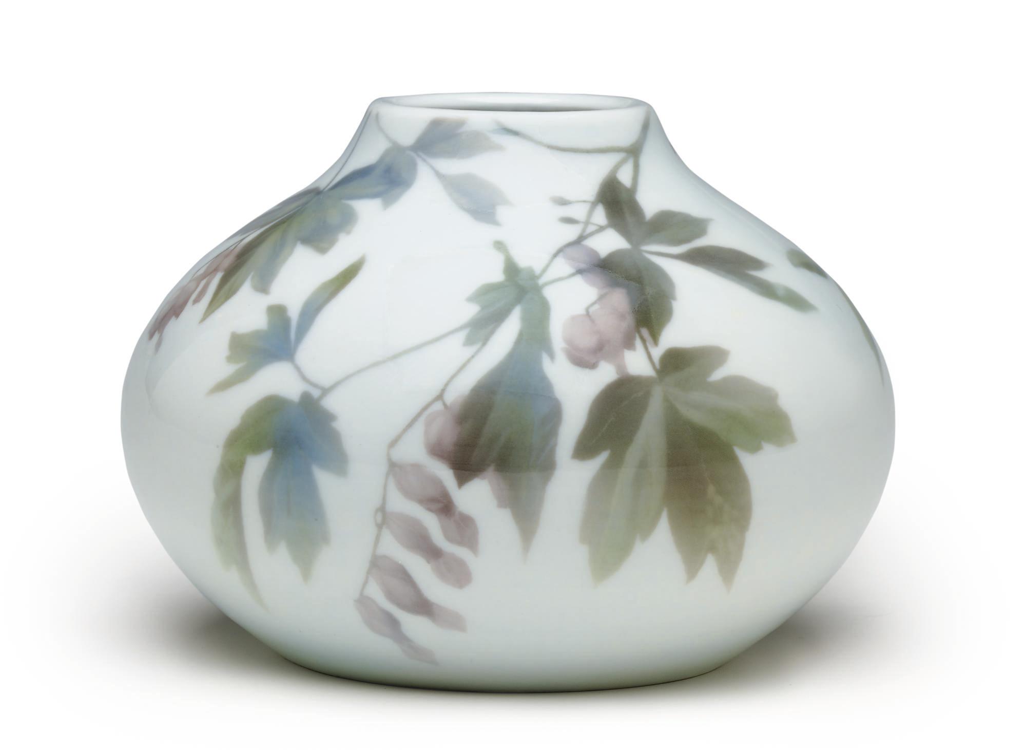 A Porcelain Vase