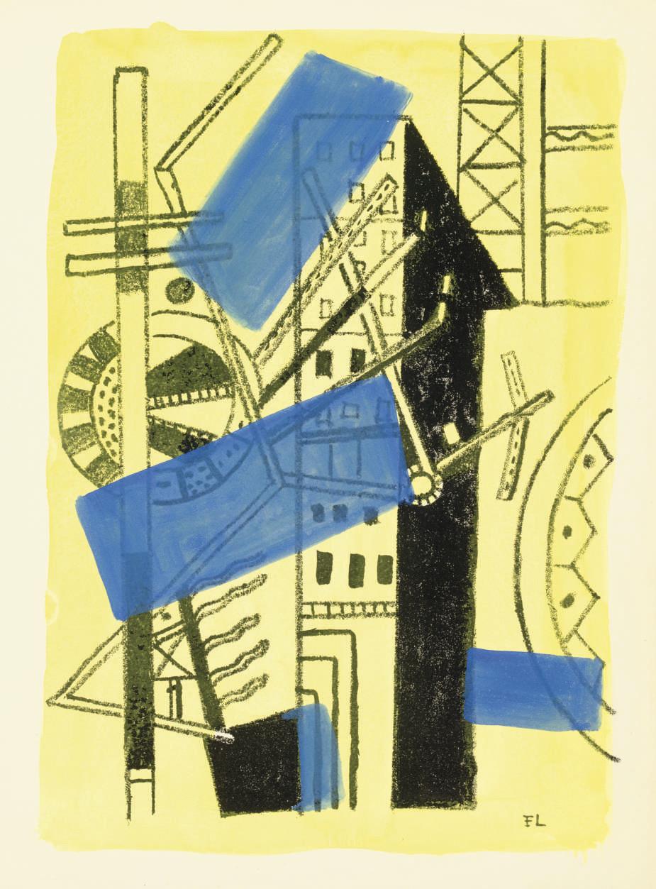 FERNAND LEGER (1881-1955)