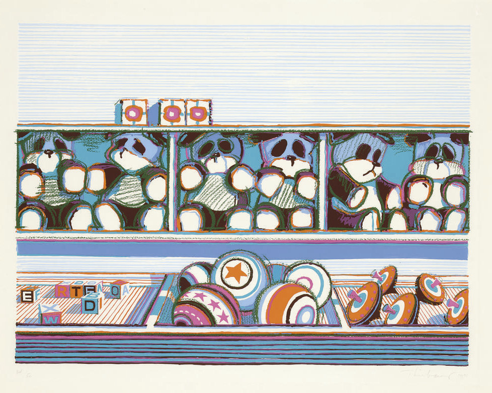 WAYNE THIEBAUD (b.1920)