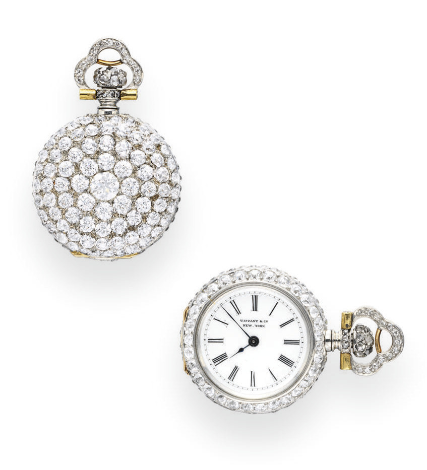 A BELLE EPOQUE DIAMOND POCKETW