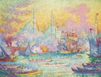 La Corne d'or (Constantinople)