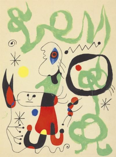 Joan Miro (1893-1983)