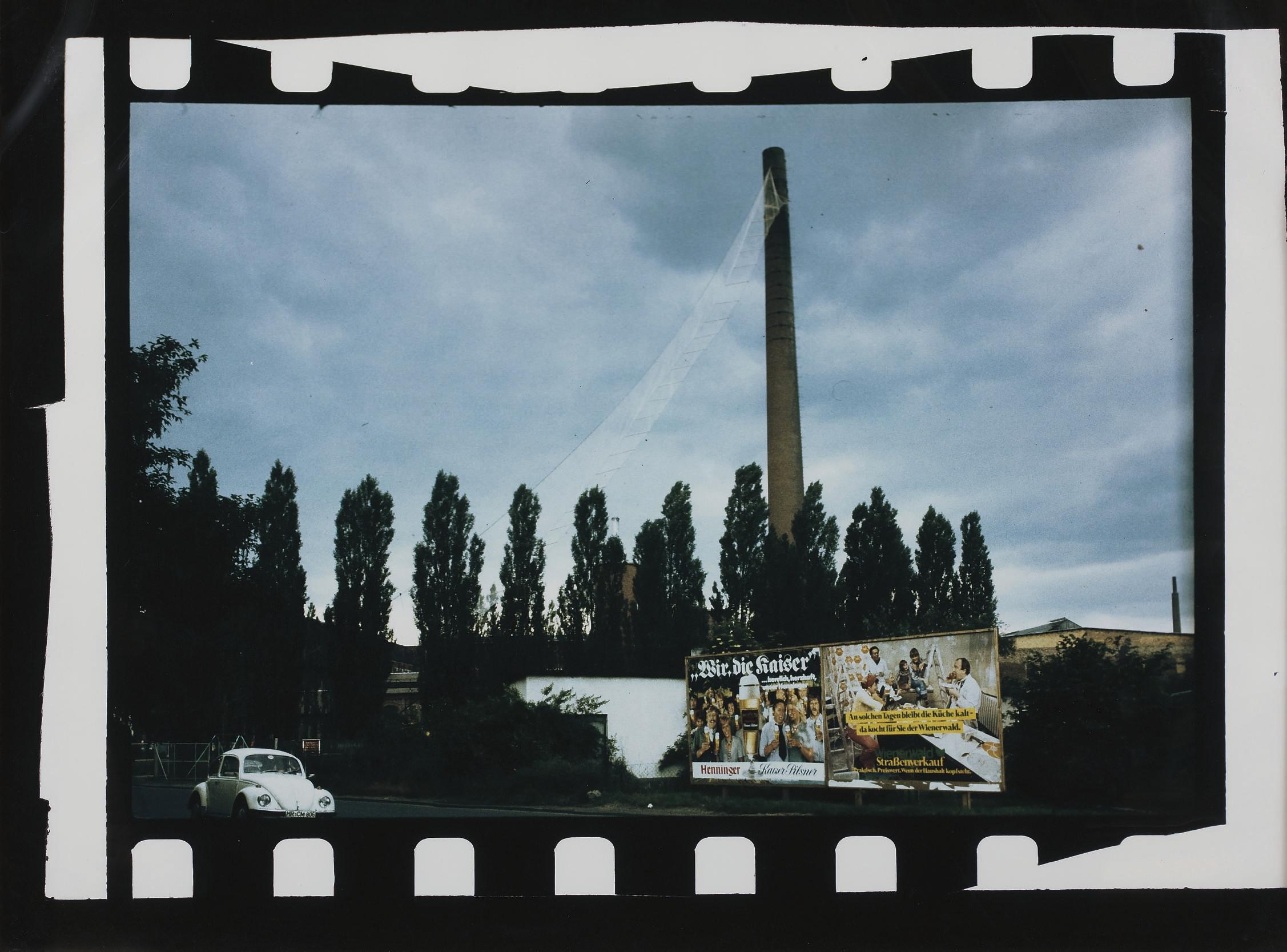 GORDON MATTA-CLARK (1943-1978)