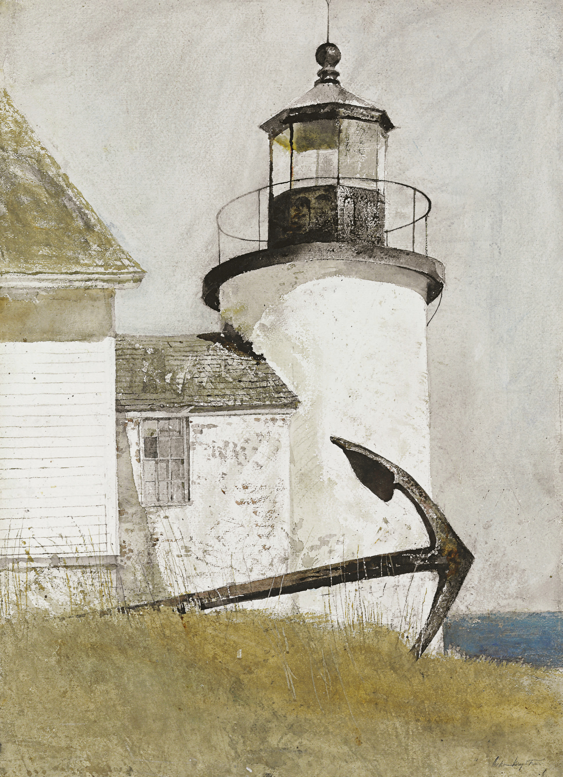 Andrew Wyeth (b. 1917)