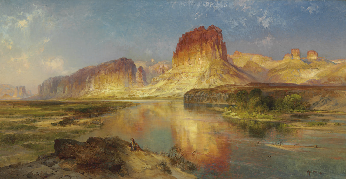Green River of Wyoming