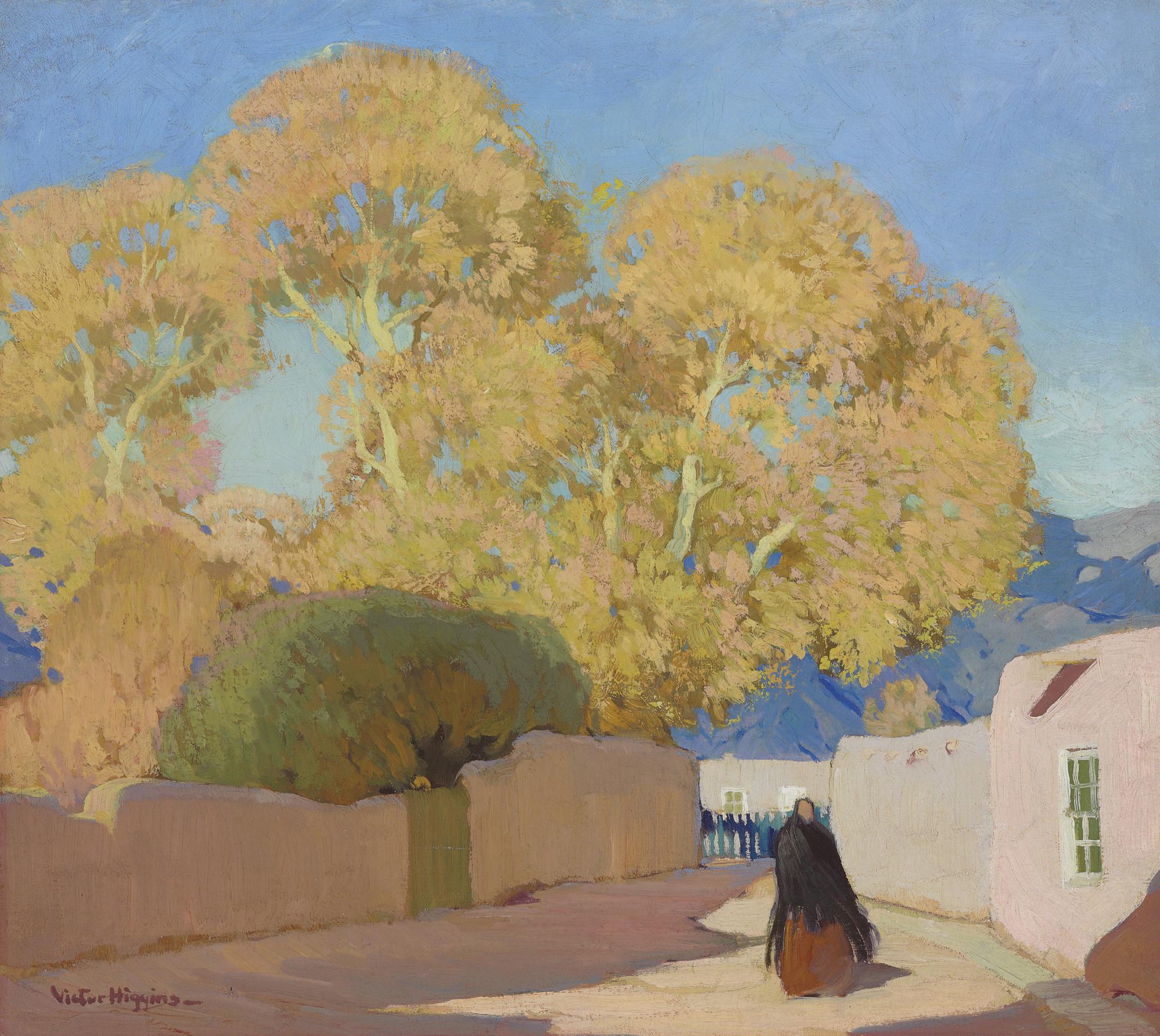Victor Higgins (1884-1949)