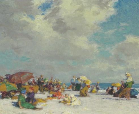Edward Henry Potthast (1857-19