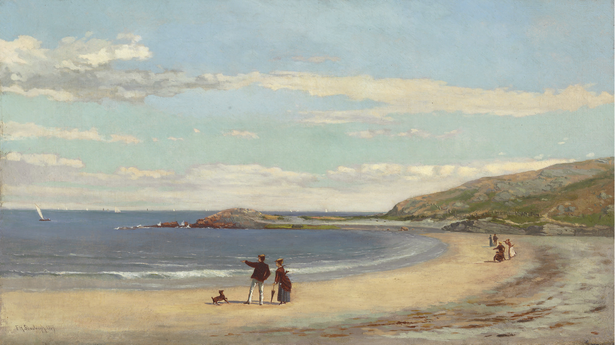Frank Henry Shapleigh (1842-19