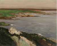 Lookout, Green and Orange Cliffs