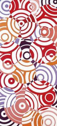 Spirales Rouges (No. 12)