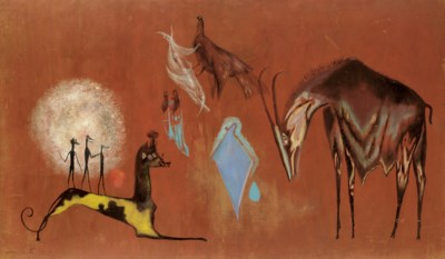 Leonora Carrington (English/Me