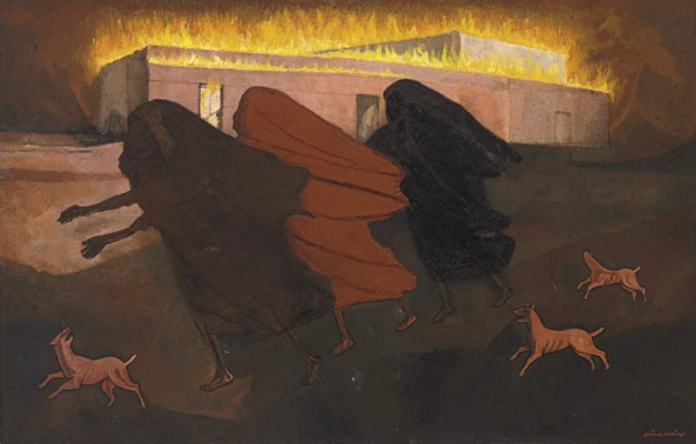 Gustavo Montoya (Mexican 1905-
