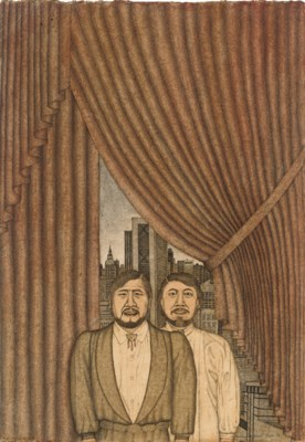 Nahum B. Zenil (Mexican B. 194