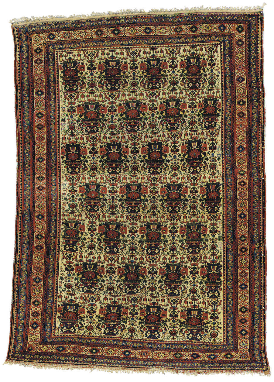 AN ABADEH ZILLI SULTAN RUG