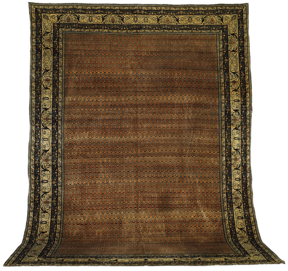 A SEREBAND CARPET