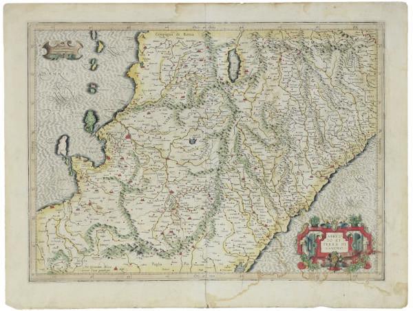 Gerard MERCATOR (1512-1594) an