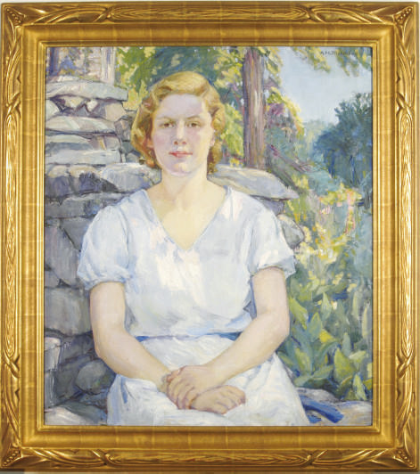 Agnes Millen Richmond (America