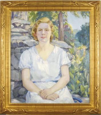 Agnes Millen Richmond (America