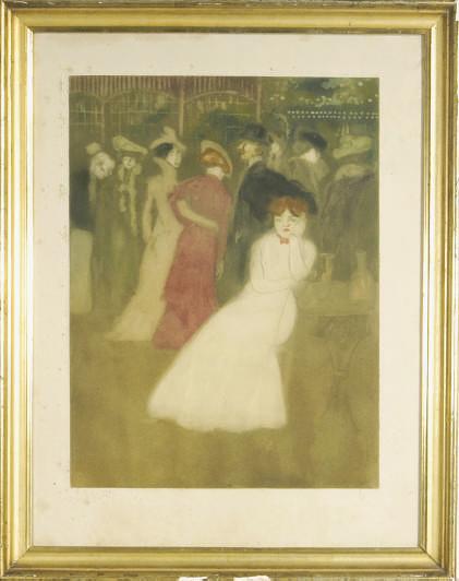 Joachim Sunyer y Miró (1874-19