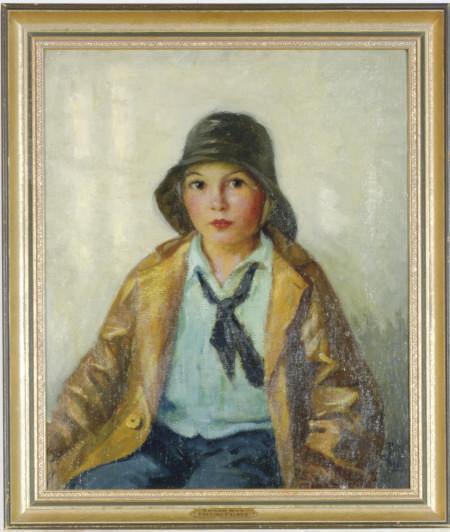 Pauline Lennards Palmer (Ameri