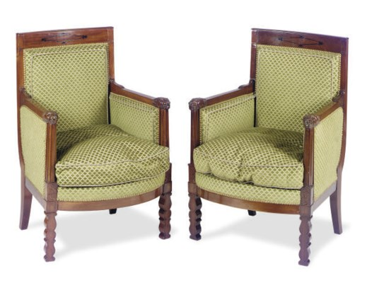 A PAIR OF FRENCH RESTAURATION