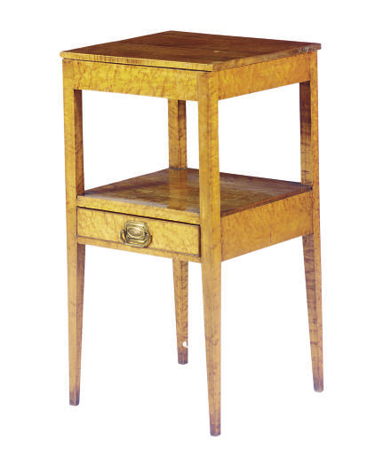 AN AMERICAN MAPLE TWO-TIER SID