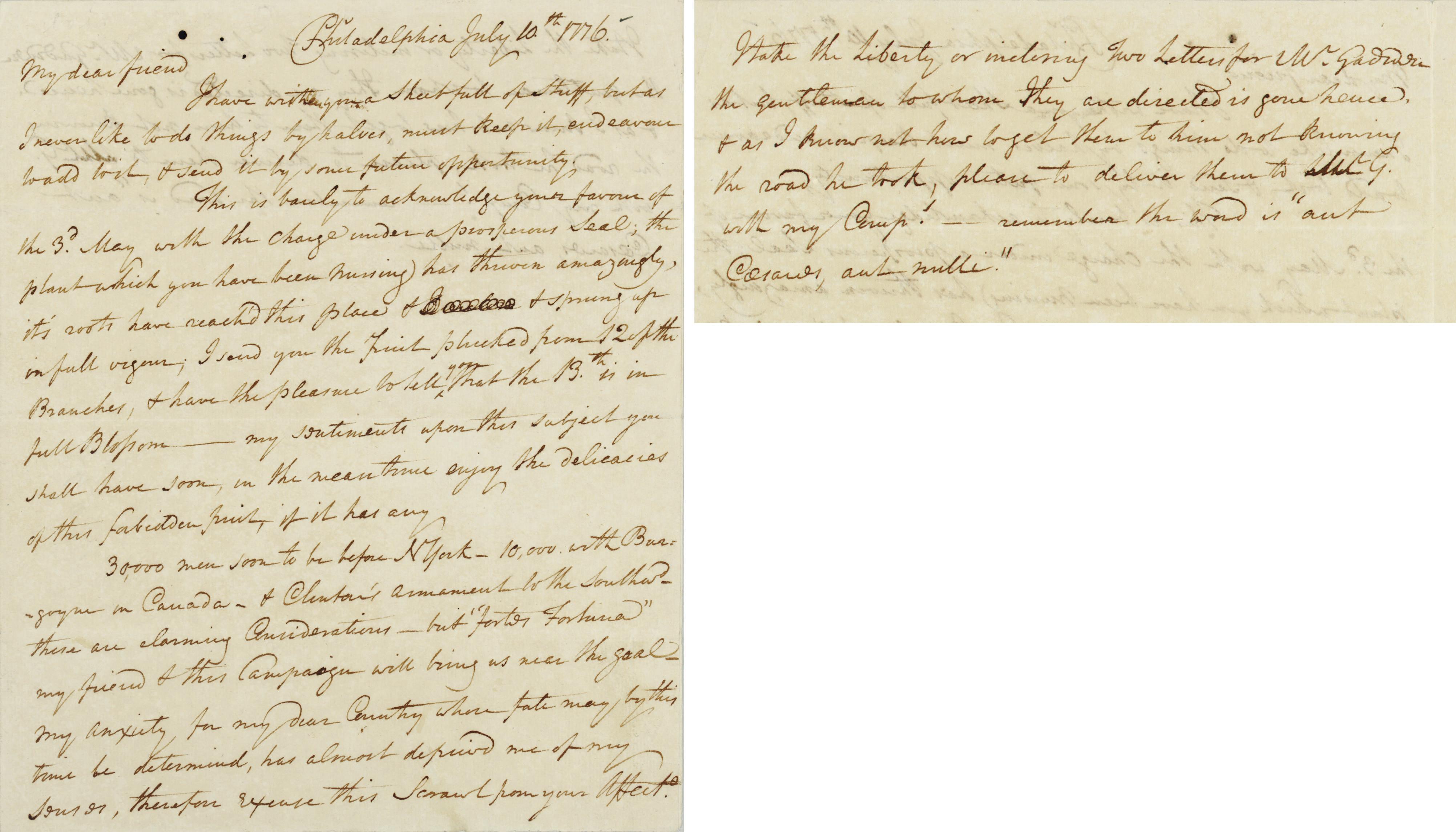 MIDDLETON, Arthur (1742-1787),
