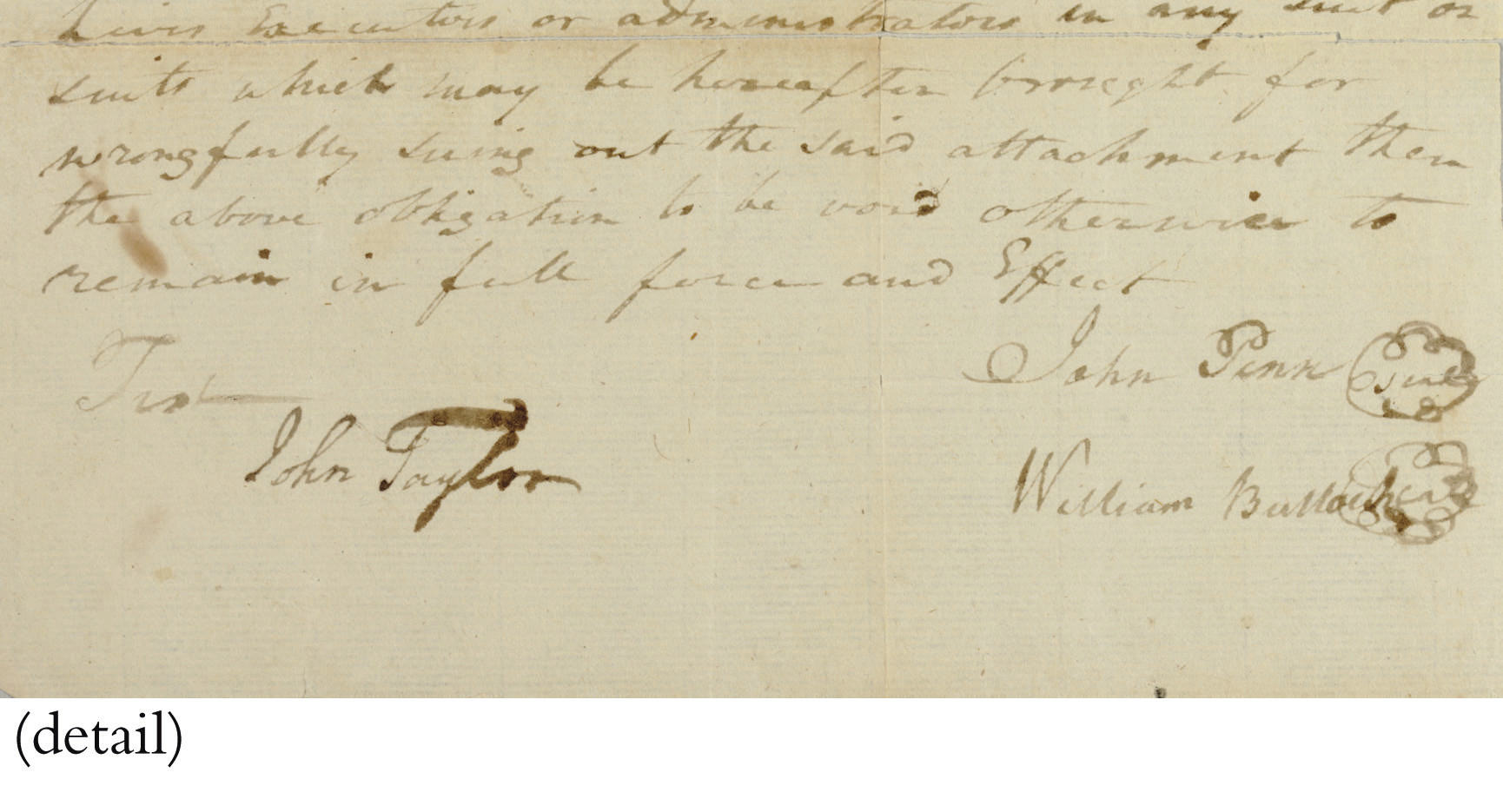 PENN, John (1740-1788), Signer