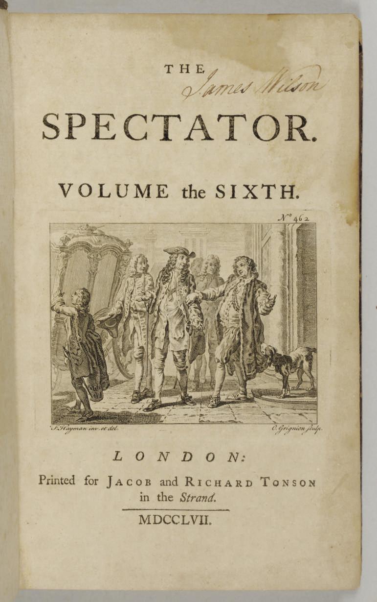 WILSON, James (1742-1798), Sig