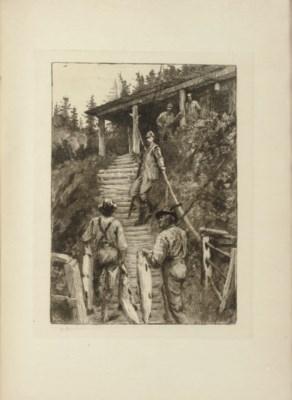 SAGE, Dean (1841-1902). The Ri