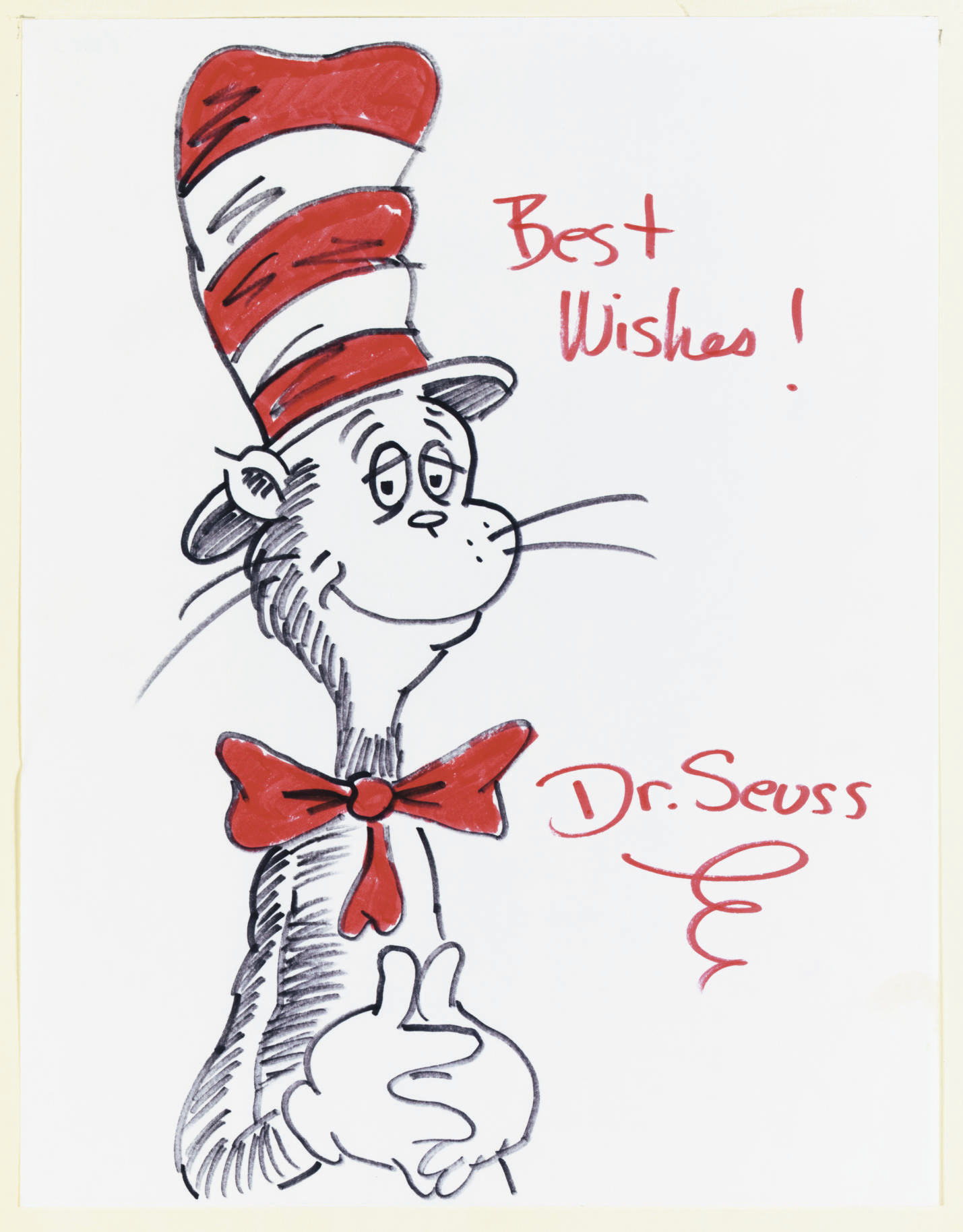 SEUSS, Dr. (Pseudonym of Theod
