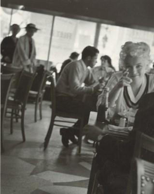 Marilyn Monroe Roy Schatt