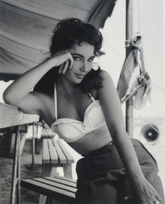 Elizabeth Taylor Frank Worth