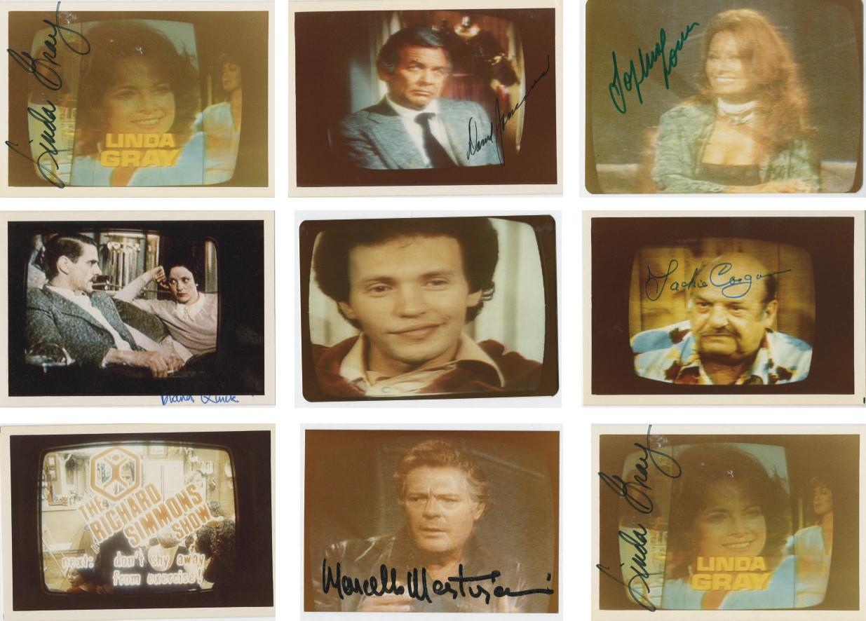 Autographed Photographs