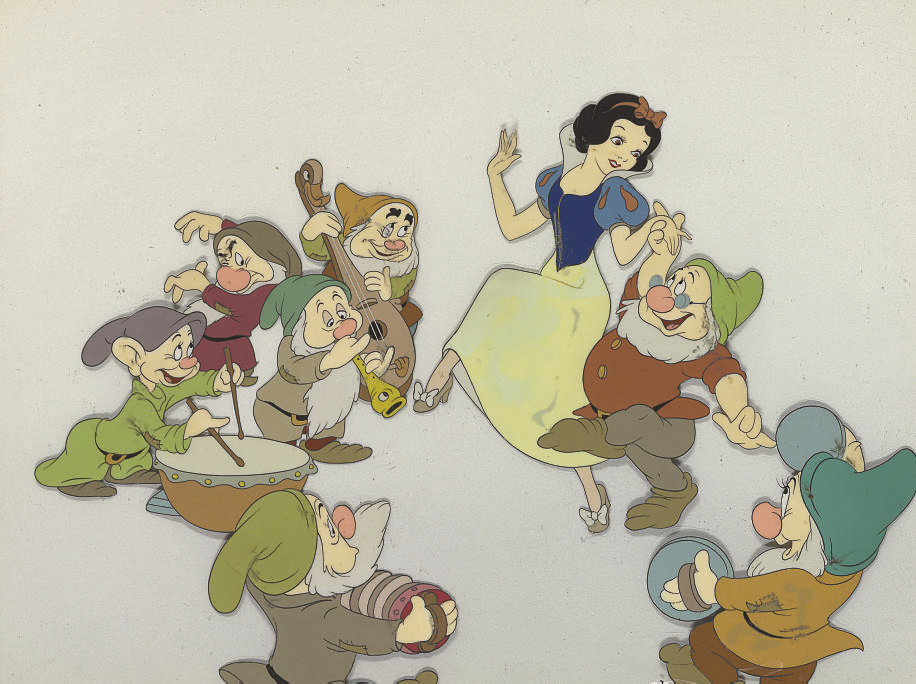 Walt Disney Studios Snow White