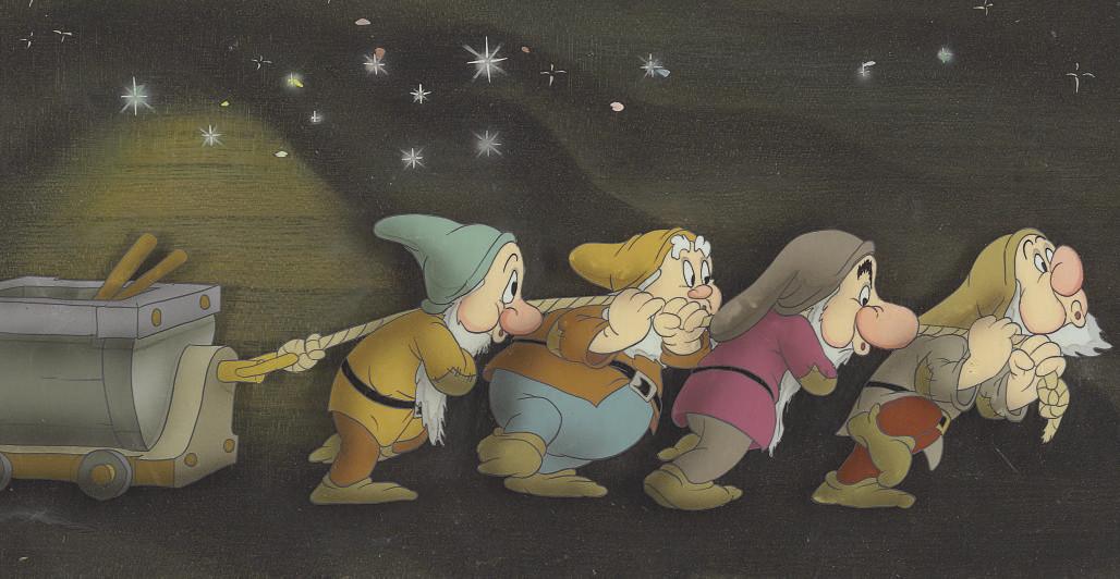 Walt Disney Studios Snow White