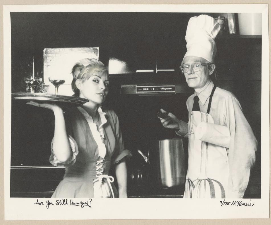 Andy Warhol/Debbie Harry