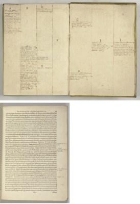 BRAHE, Tycho (1546-1601). Epis