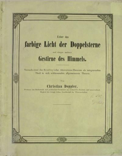 DOPPLER, Johann Christian (180