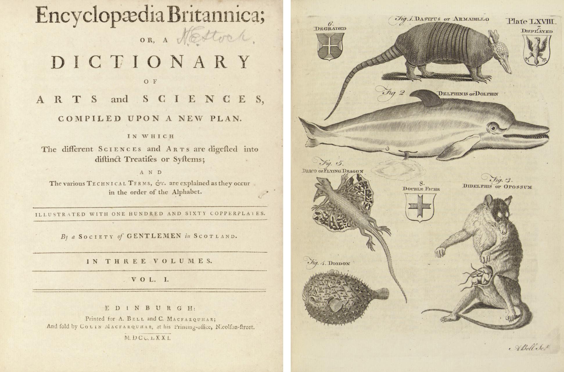 Encyclopaedia Britannica; or,
