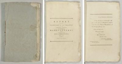 HAMILTON, Alexander (1757-1804