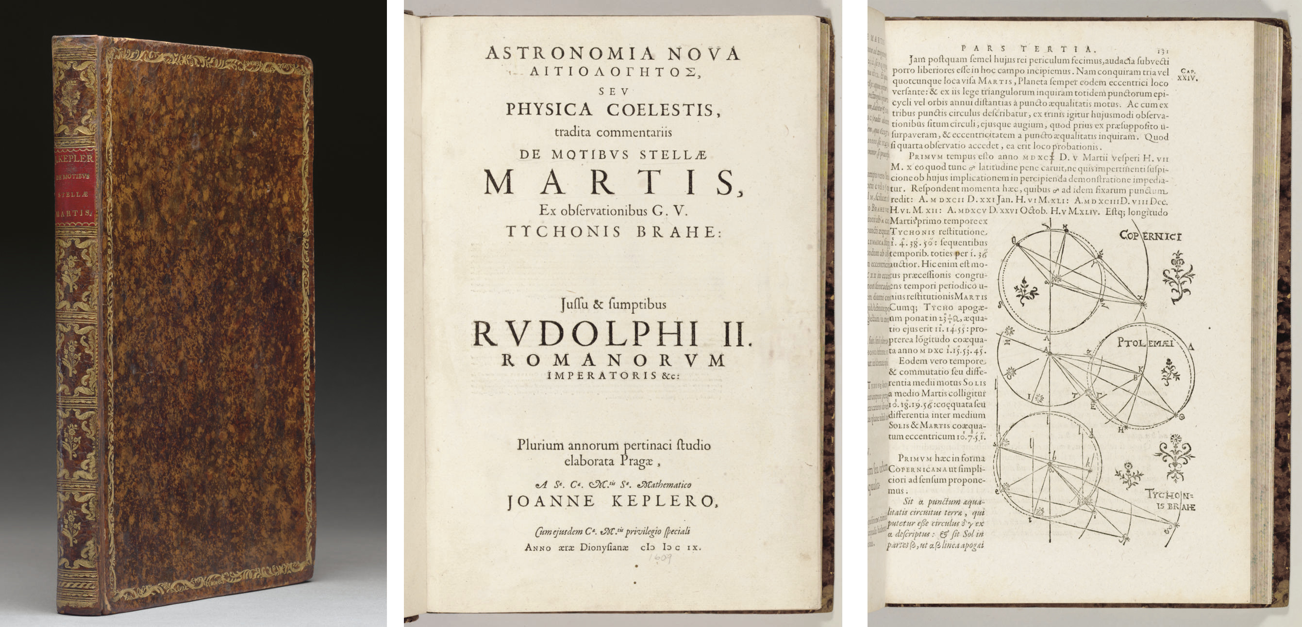 KEPLER, Johannes. Astronomia n