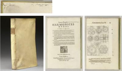 KEPLER, Johannes. Harmonices m