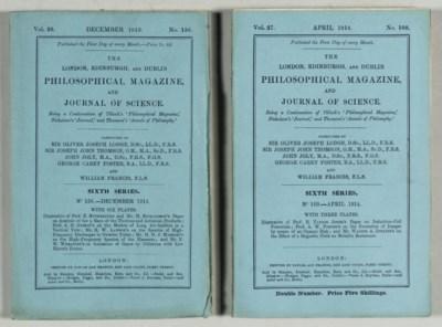 MOSELEY, Henry Gwyn Jeffreys (