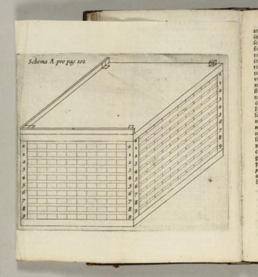NAPIER, John (1550-1617). Rabd
