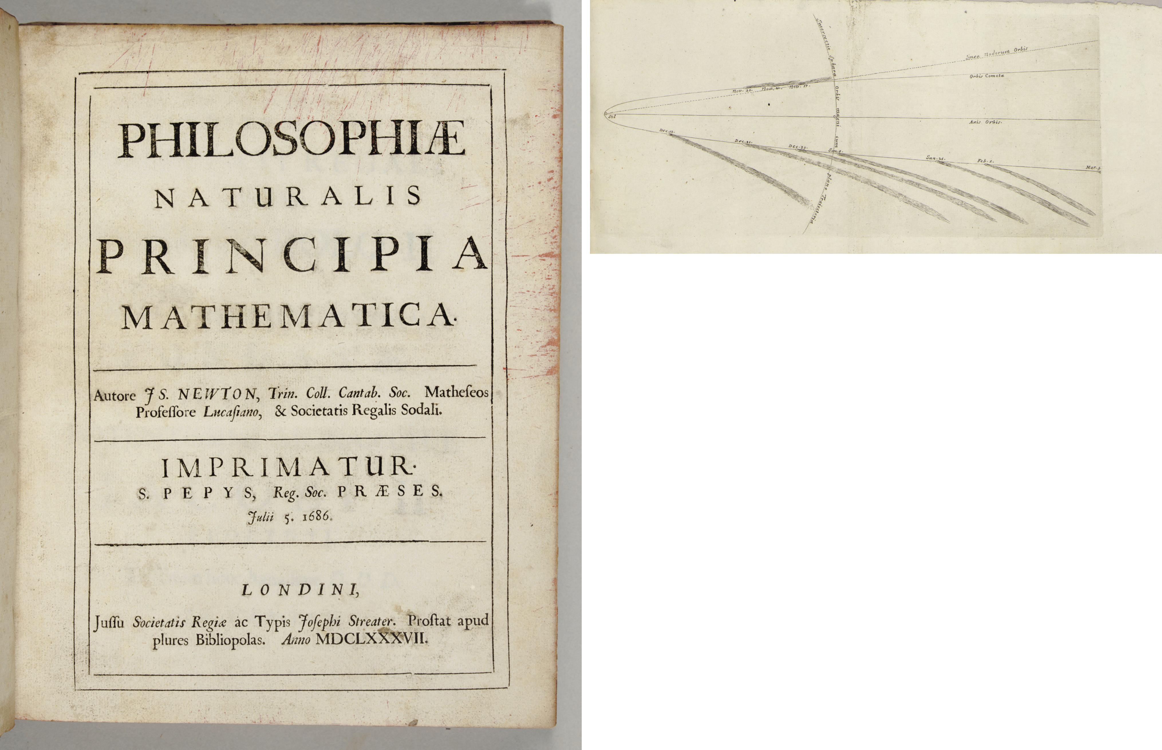 NEWTON, Sir Isaac. Philosophia