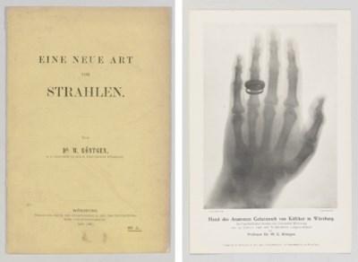 RÖNTGEN, Wilhelm Conrad (1845-