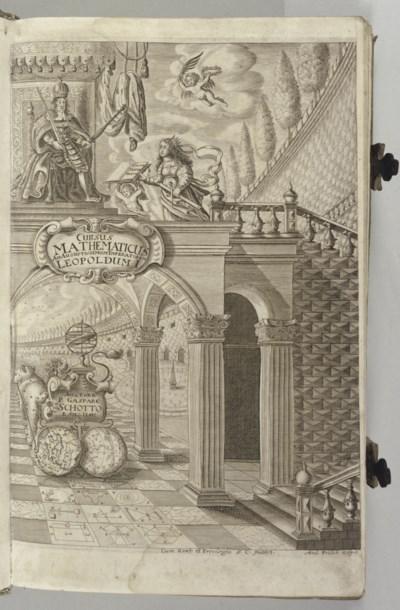 SCHOTT, Gaspar (1608-1666). Cu