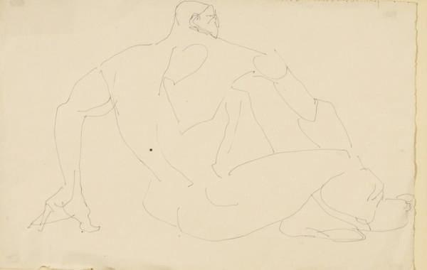 Henri Gaudier-Brzeska (French,